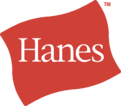 hanes-brand-logo red and white
