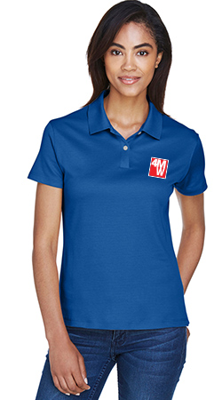 Ladies' Pima-Tech Jet Pique Polo