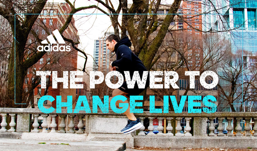 Adidas - The Power to Change Lives through Sport